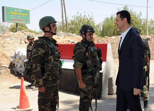 صورة داريا وجوبر ضمنهم..الأسد يمنع بيع العقارات بالعاصمة