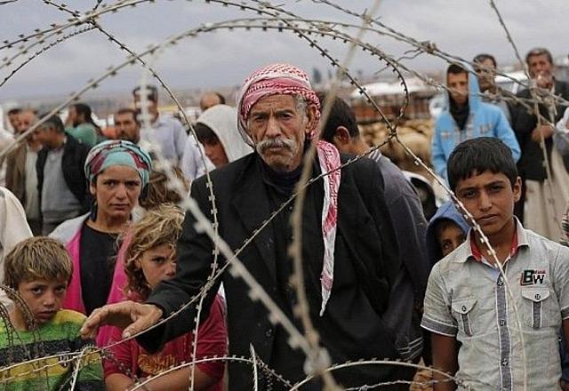 صورة مباحثات روسية أمريكية لإعادة اللاجئين من لبنان والأردن