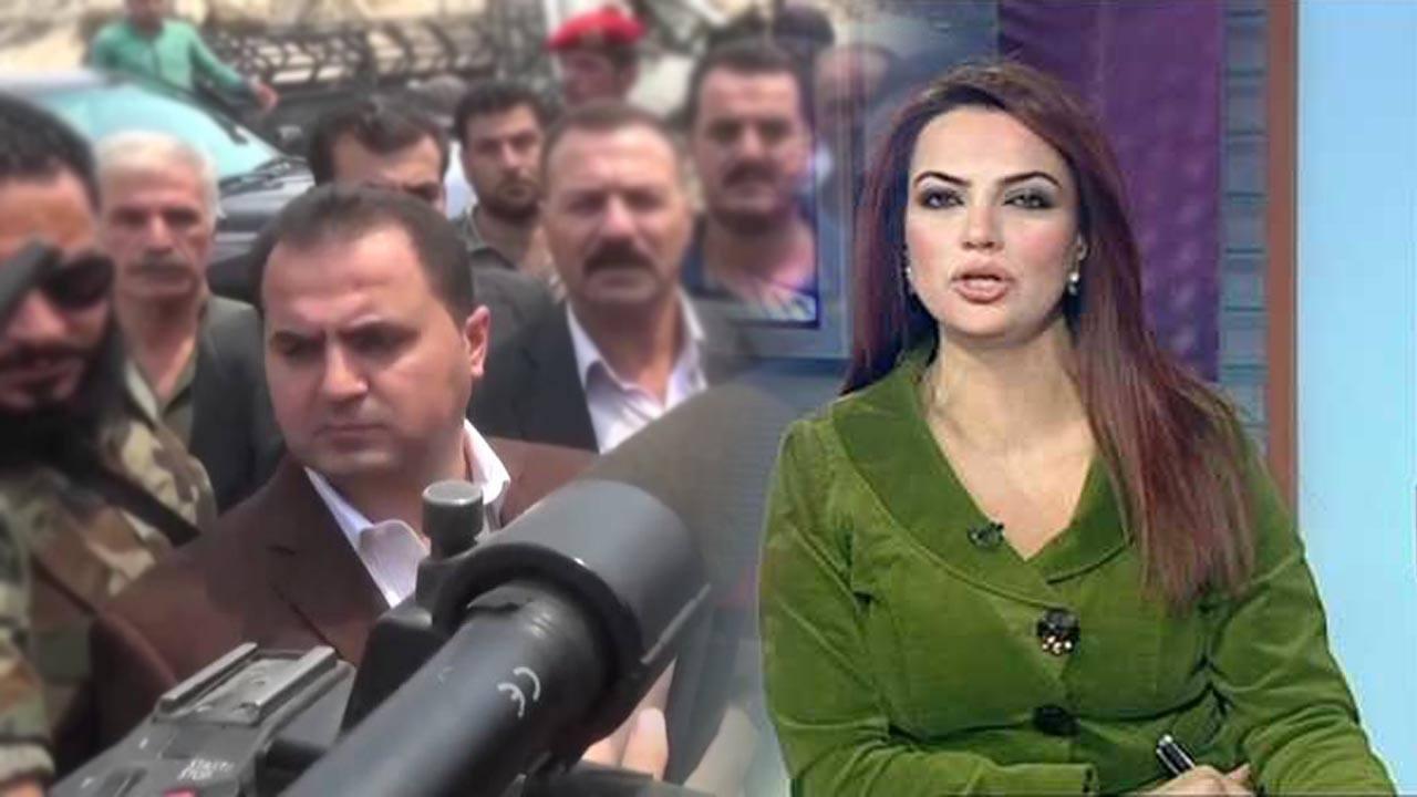صورة مذيعة استخباراتية تتقاضى مليون دولار بصفقة درعا!