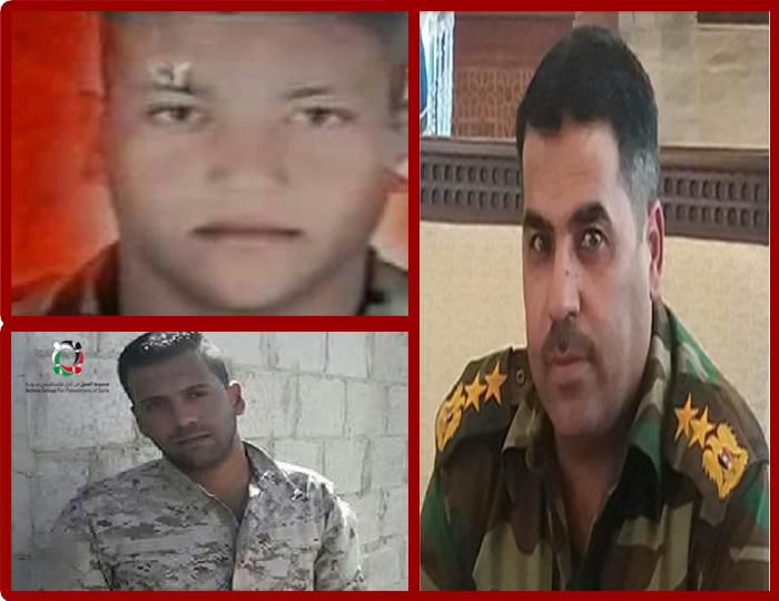 """صورة """"جيش التحرير الفلسطيني"""" يتكبد خسائر جنوب سوريا"""