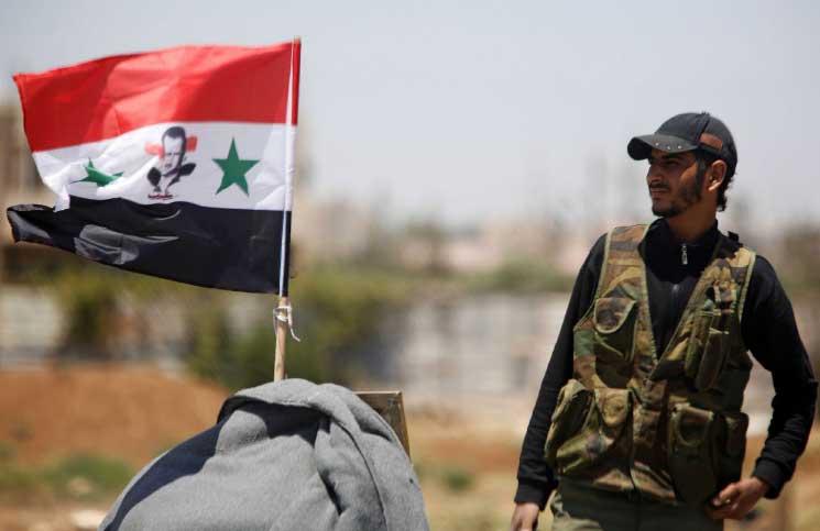 صورة الأسد يسوي وضعه مجدداً مع إسرائيل