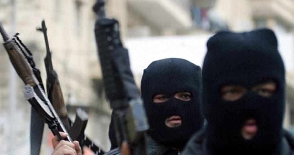 صورة اغتيال قائد أمني في الشمال السوري
