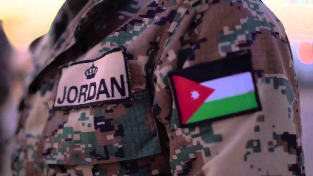 صورة فيديو.. الجيش الأردني يطلق النار على نازحين من درعا