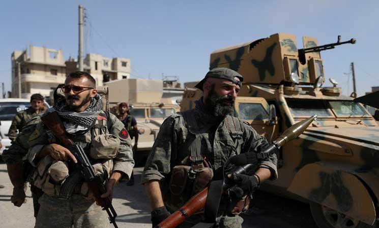 صورة صحيفة: سوريا ستتقسم وإيران ترفض المغادرة