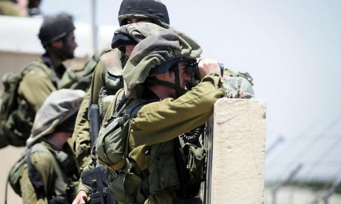 صورة الجيش الإسرائيلي يلمّح لاجتياح داخل الأراضي السورية