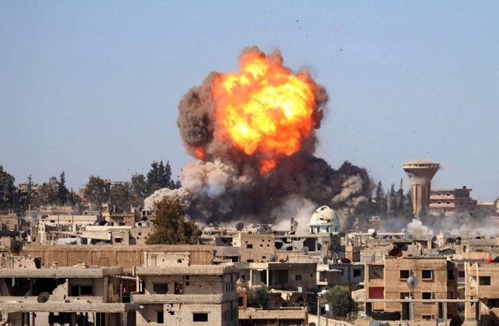 صورة الاتحاد الأوروبي: نريد ايقاف العمليات العسكرية جنوب سوريا