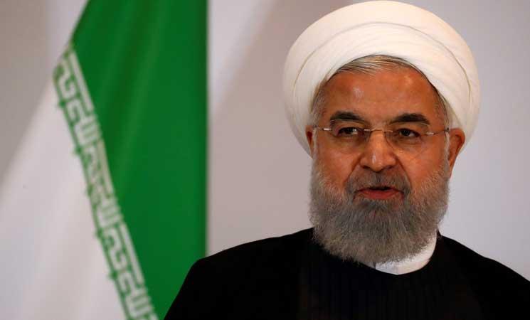 صورة روحاني: أمريكا ستدفع ثمنا باهظا