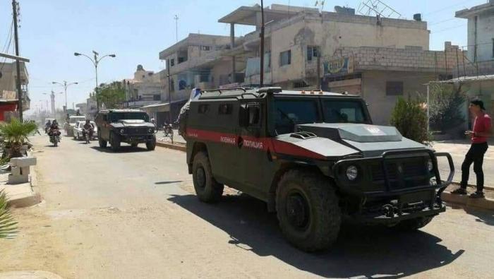 صورة القنيطرة..المعارضة تسلم سلاحها الثقيل مقابل هدنة