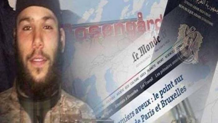 صورة سويدي سوري..متورط بقتل الكساسبة وهجمات باريس