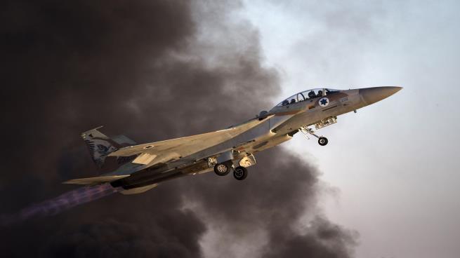 صورة إسرائيل اتصلت بحميميم قبل إسقاط الطائرة السورية