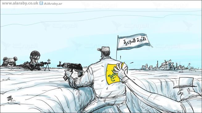 صورة سورية.. الثورة المغدورة