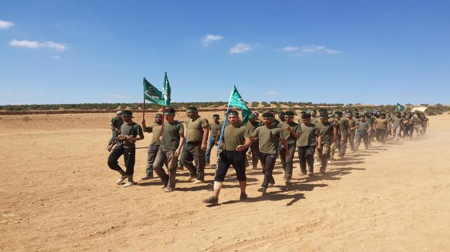 """صورة درعا..تنسيق بين الحر والنظامي لمواجهة """"جيش خالد"""""""