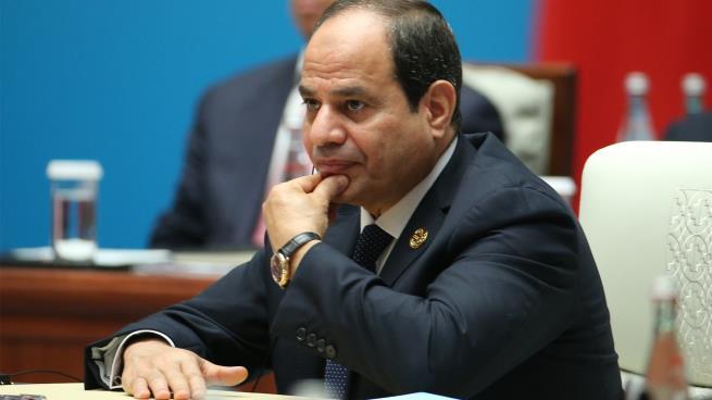 صورة السيسي يرفض مصالحة الإخوان مجدداً