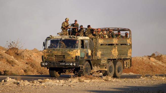 صورة درعا.. معركة مرتقبة بين جيش خالد والنظام