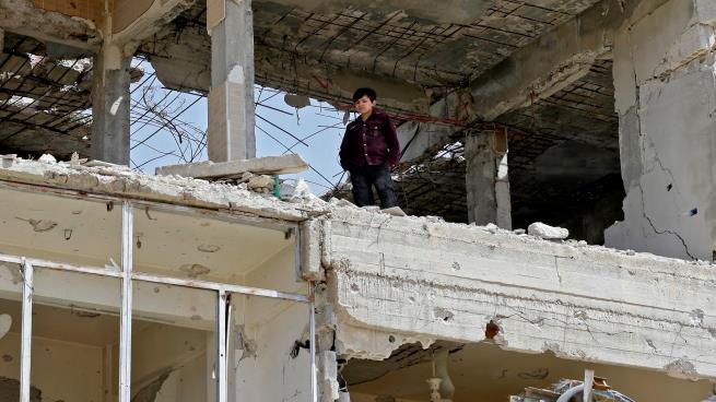 صورة دوما مدينة محتلة: الشكوى للروس والسجل العقاري مسلوب