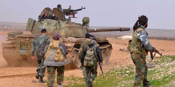 صورة ماذا تريد إسرائيل مقابل سيطرة الأسد على الجنوب؟