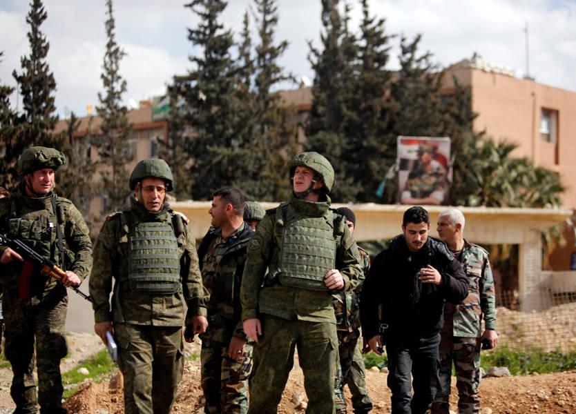 صورة مفاوضات درعا: استعجال روسي لفرض الوصاية