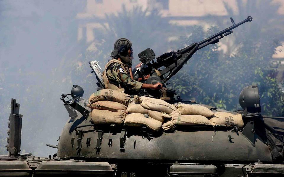 صورة جيش الجنوب..تشكيل جديد يعلن النفير العام