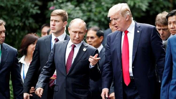 صورة كيف سيبيع ترامب سوريا لبوتين؟