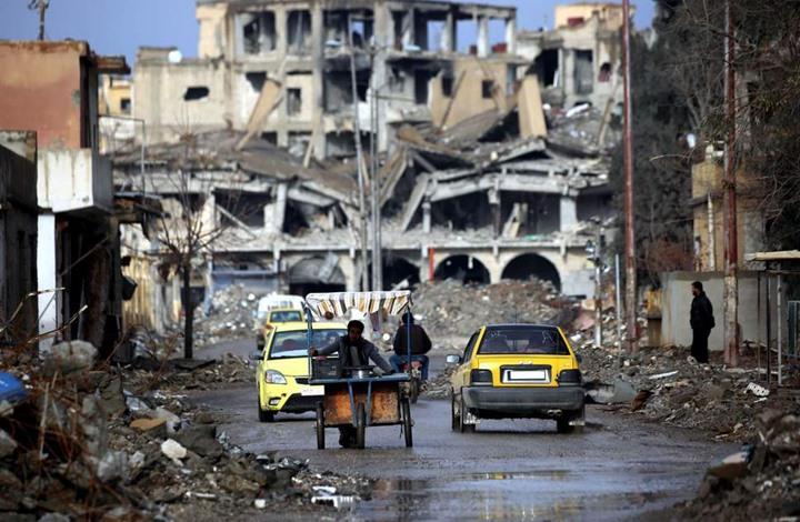 """صورة إندبندنت: """"تنظيم الدولة يلوح من الظلال"""".. كيف ذلك؟"""