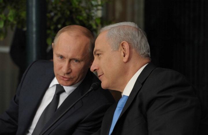 صورة باحث إسرائيلي: حب دفين بين نتنياهو والأسد لا يعلمه إلا بوتين