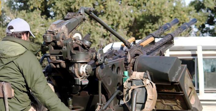 صورة حوض اليرموك..فشل المفاوضات بين روسيا وجيش خالد