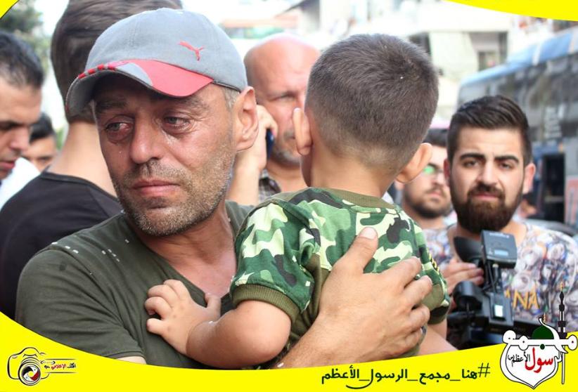 صورة إيران تختطف العلويين من الأسد..فماذا فعل بشار؟
