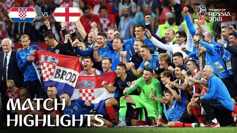 صورة كرواتيا.. إلى نهائي كأس العالم