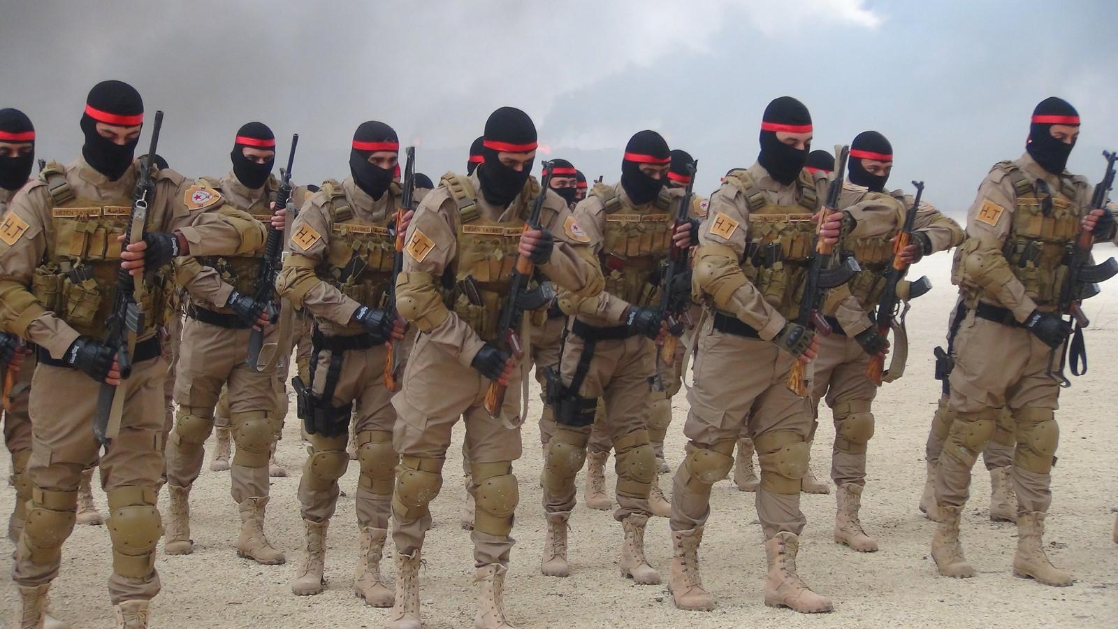 """صورة التحالف يمد """"قسد"""" بمساعدات عسكرية جديدة"""