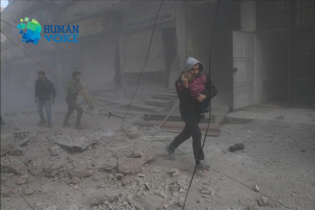 صورة الإجهاض بفعـل الحرب.. كارثة تلاحق العائلات السورية