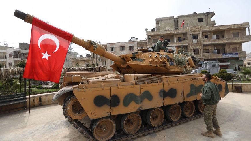صورة الوجود التركي في إدلب.. إلى أين؟