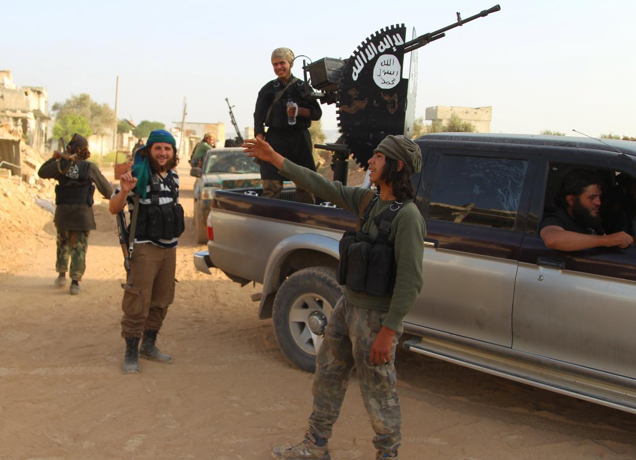 صورة وول ستريت جورنال: داعش لديه القدرة على الصمود