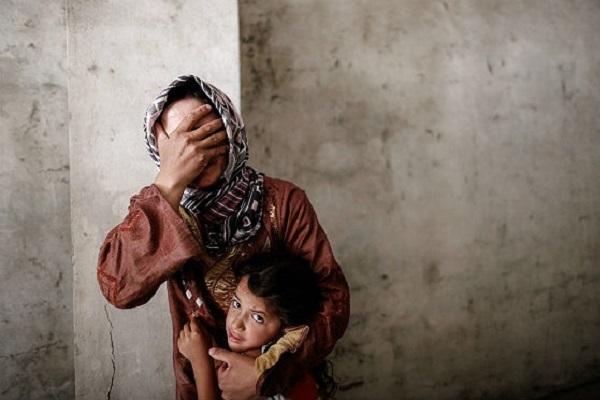 صورة الاغتصاب سلاح الأسد الصامت ضد معارضيه