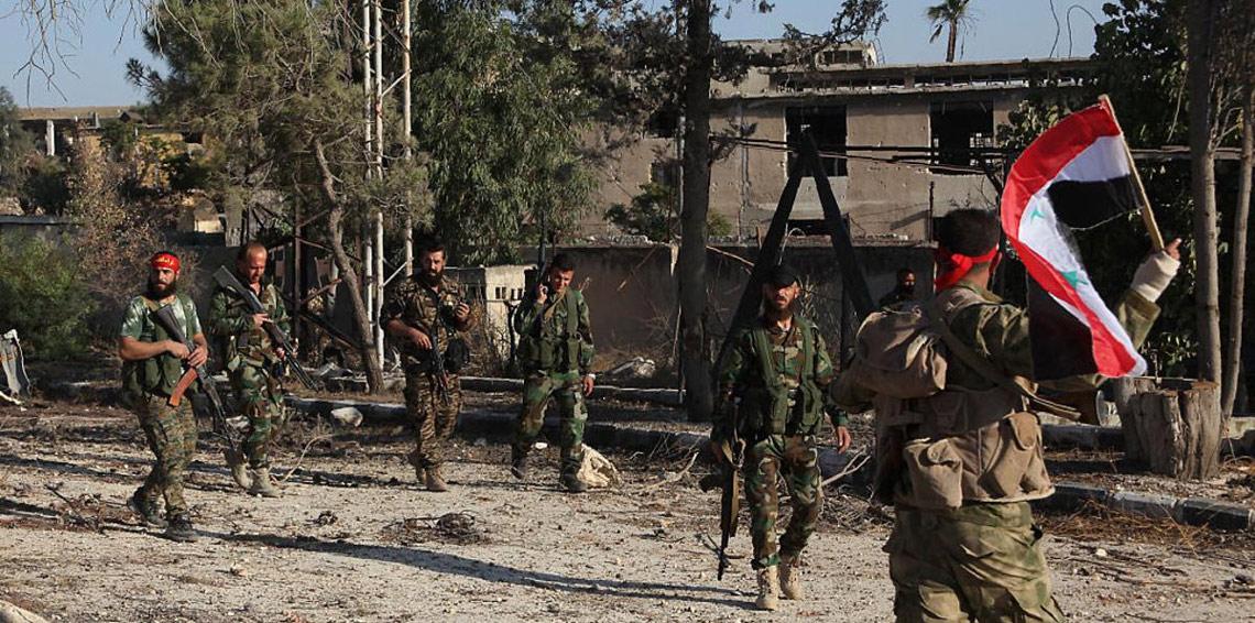 صورة النظام السوري والعقلية الأمنية