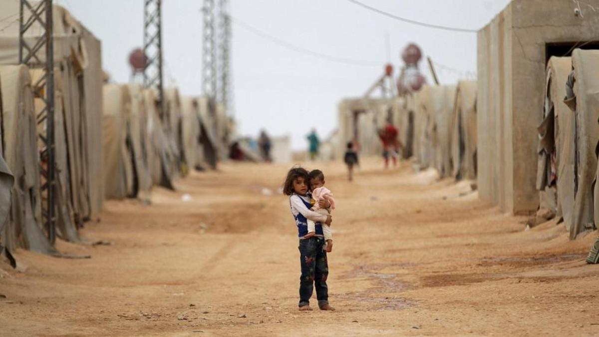 صورة الائتلاف يحذر من تهجير مليوني مدني من إدلب