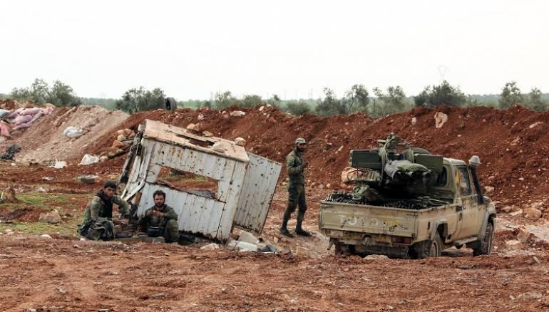 صورة طرق جديدة للتعفيش يتبعها الشبيحة بريف دمشق وحمص