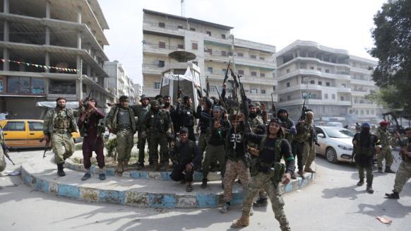 صورة كيف انعطف الأكراد نحو دمشق؟