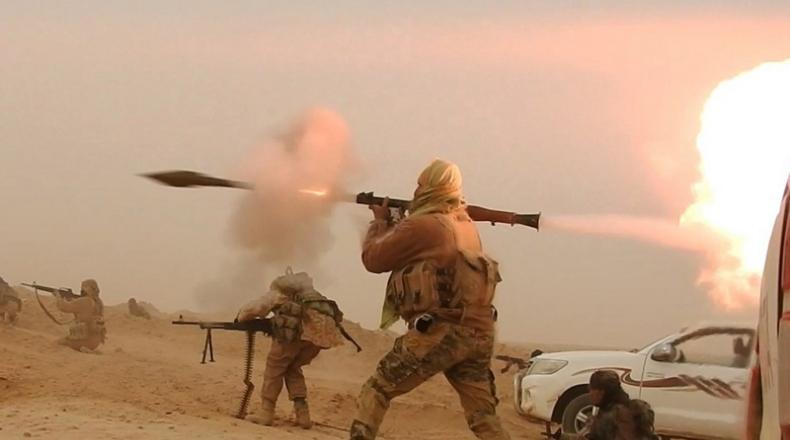 """صورة كيف يحاول """"داعش"""" التعايش مع الهزائم؟"""