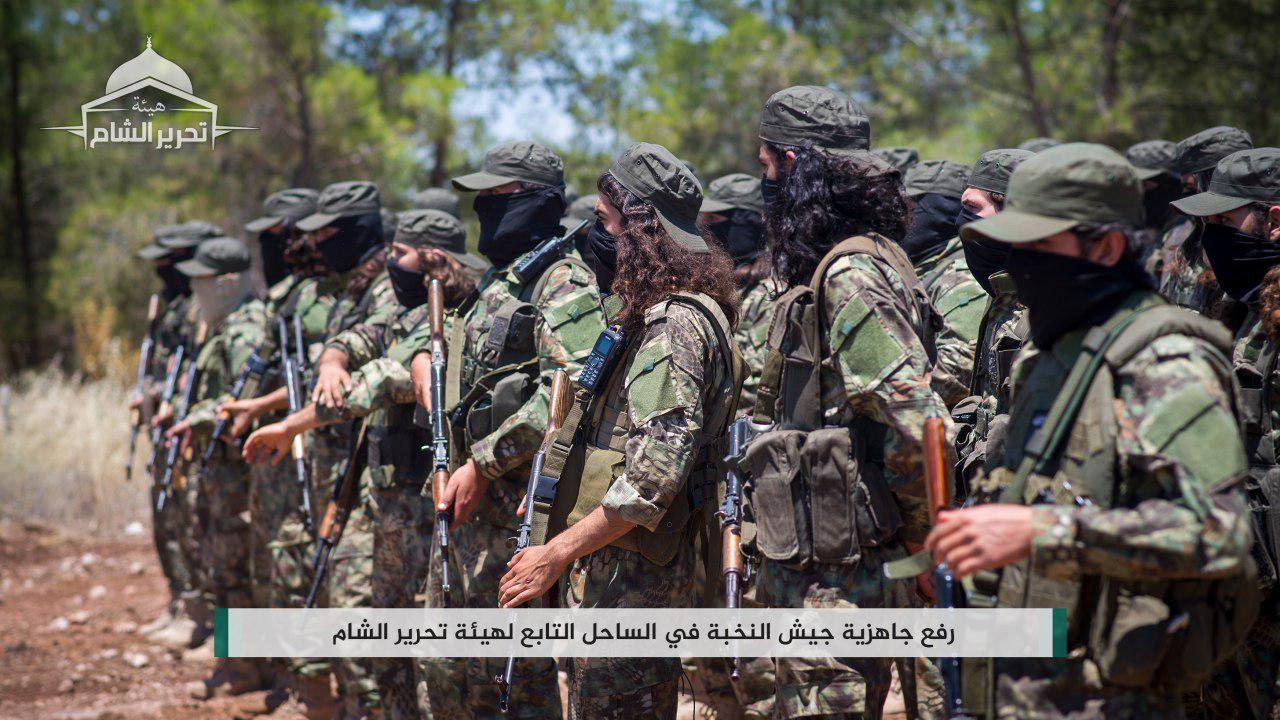 صورة تحرير الشام تستنفر قواتها في الساحل السوري