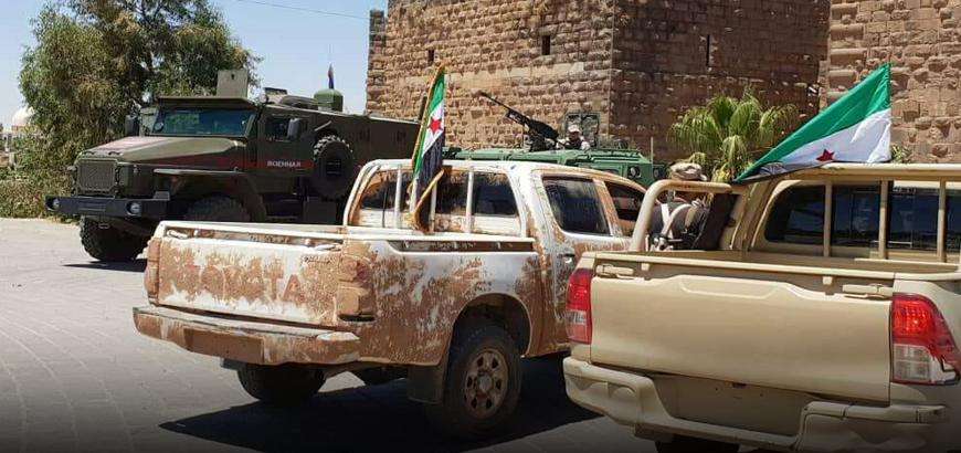 صورة الجنوب السوري.. مفاوضات اللاءات الثلاثة