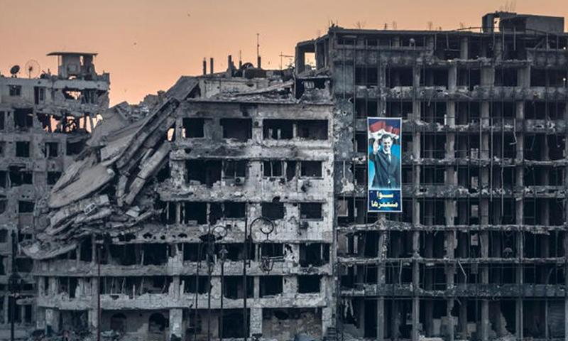 صورة أسباب الرغبة الدولية بتدمير سوريا