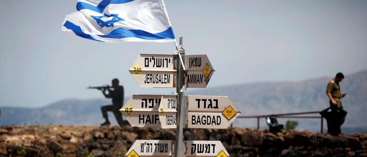 صورة بعد 40 عاماً .. هل تشتعل حدود إسرائيل مع سوريا؟
