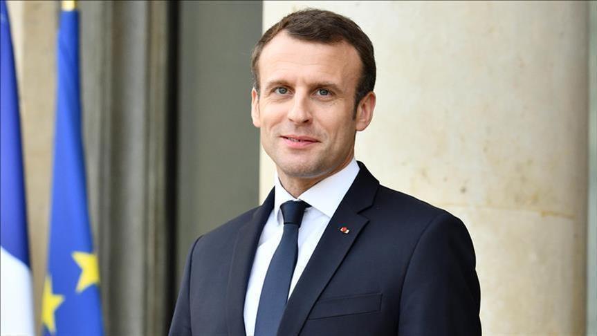 صورة ماكرون يعلن عن قواعد لتنظيم ممارسة الإسلام بفرنسا