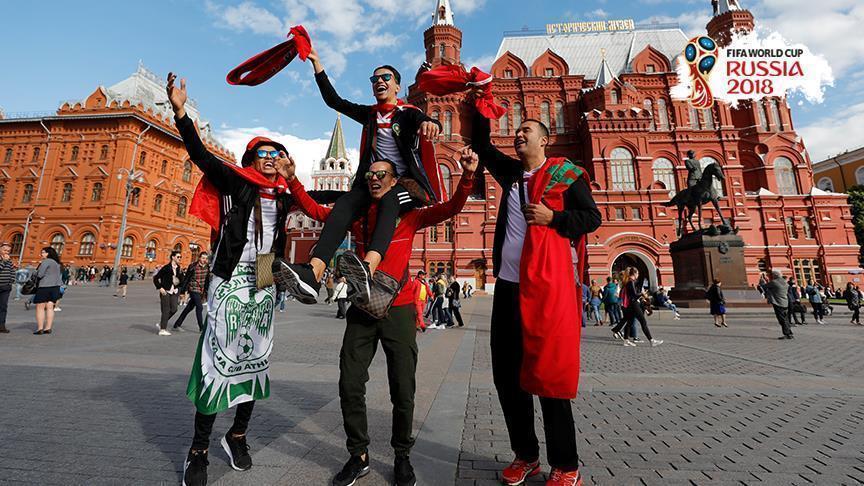 صورة كم أنفق مشجعي كأس العالم؟ لن تصدق