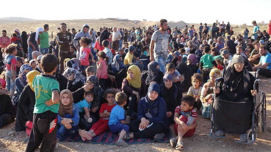 صورة الأردن: فتح المعابر لإدخال المساعدات للسوريين مرهون بالتطورات
