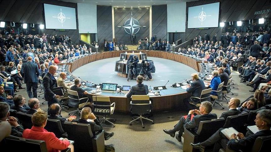 صورة الناتو: نواصل مراقبة التهديدات من سوريا ضد تركيا