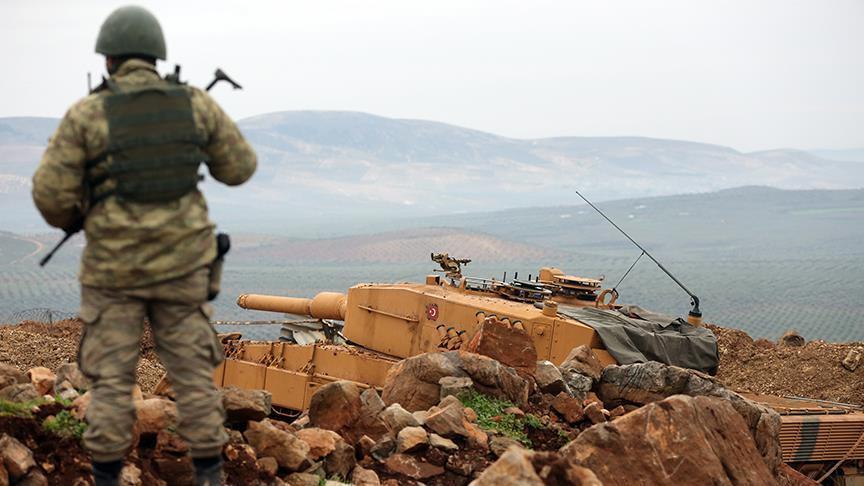 """صورة الخارجية التركية: باقون في عفرين لـ """"بعض الوقت"""""""