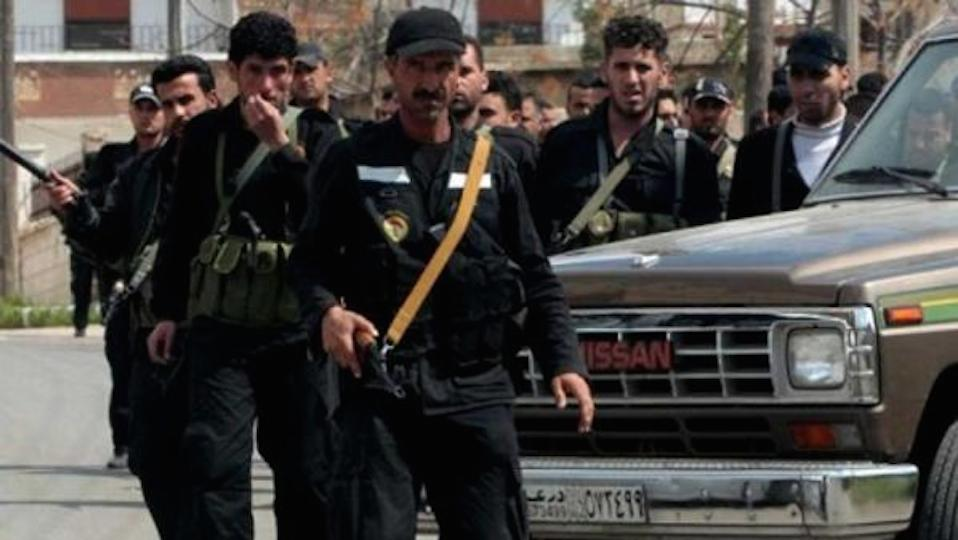 """صورة مفهوم """"الإرهاب"""" بمقاييس النظام السوري"""