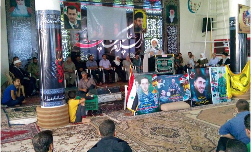 """صورة مفاوضات لإخلاء """"نبل والزهراء"""" الشيعيتين"""