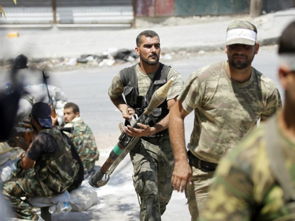 صورة المعارضة: وضع إدلب أخطر من أن يستهان به